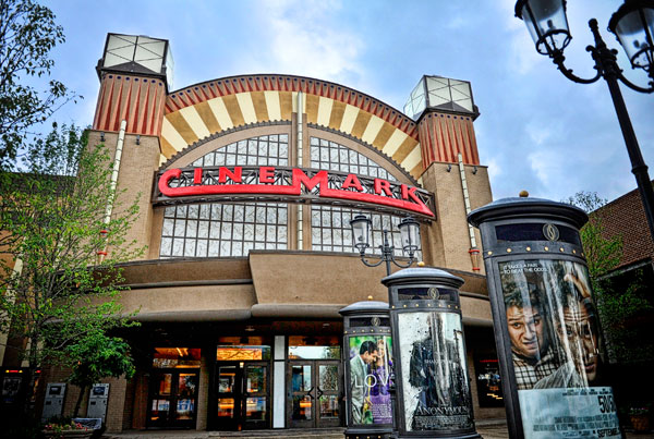 Cinemark – Station Park XD 14