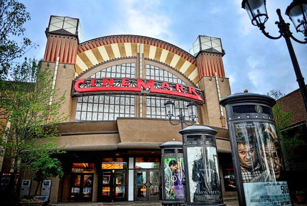 Cinemark – Station Park XD 14