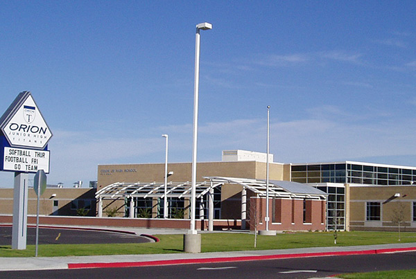 Orion Jr. High School