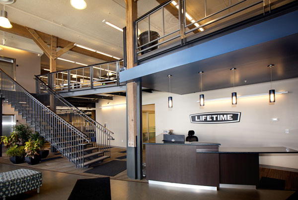 Lifetime Corporate Offices