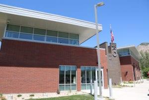 Ogden City Fire Station building