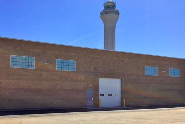 Snow Chemical Building Salt Lake Airport
