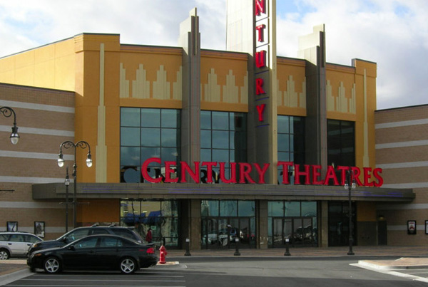 Century Theatre Sandy