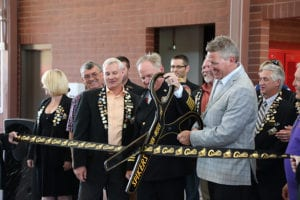 Ogden City Fire Station #3 Hosts Ribbon Cutting Ceremony