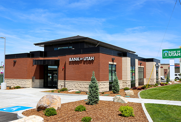 Bank of Utah Roy Branch